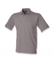 Image 15 of Henbury Classic Heavy Cotton Piqué Polo Shirt