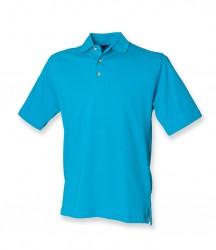 Image 16 of Henbury Classic Heavy Cotton Piqué Polo Shirt