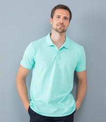 Henbury Modern Fit Cotton Piqué Polo Shirt image