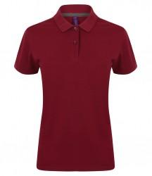 Image 3 of Henbury Ladies Modern Fit Cotton Piqué Polo Shirt