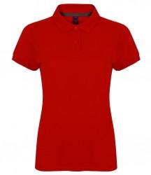 Image 5 of Henbury Ladies Modern Fit Cotton Piqué Polo Shirt
