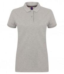 Image 7 of Henbury Ladies Modern Fit Cotton Piqué Polo Shirt