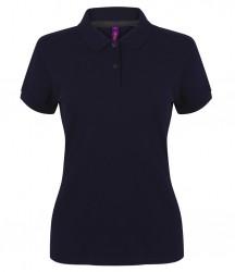 Image 9 of Henbury Ladies Modern Fit Cotton Piqué Polo Shirt