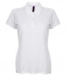 Image 13 of Henbury Ladies Modern Fit Cotton Piqué Polo Shirt