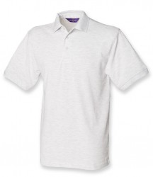 Image 13 of Henbury Heavy Poly/Cotton Piqué Polo Shirt