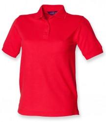Image 14 of Henbury Ladies Poly/Cotton Piqué Polo Shirt