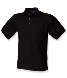 Henbury Ultimate Poly/Cotton Piqué Polo Shirt image
