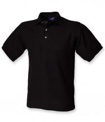 Image 2 of Henbury Ultimate Poly/Cotton Piqué Polo Shirt