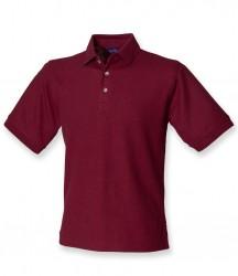 Image 3 of Henbury Ultimate Poly/Cotton Piqué Polo Shirt