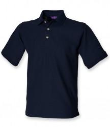 Image 4 of Henbury Ultimate Poly/Cotton Piqué Polo Shirt