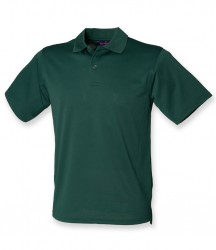 Image 16 of Henbury Coolplus® Wicking Piqué Polo Shirt