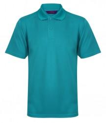 Henbury Coolplus® Wicking Piqué Polo Shirt image