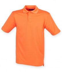 Image 12 of Henbury Coolplus® Wicking Piqué Polo Shirt