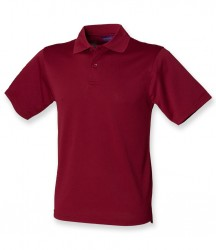 Image 11 of Henbury Coolplus® Wicking Piqué Polo Shirt