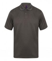 Image 8 of Henbury Coolplus® Wicking Piqué Polo Shirt