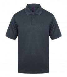 Image 3 of Henbury Coolplus® Wicking Piqué Polo Shirt