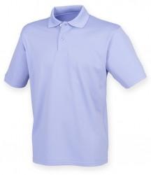 Image 5 of Henbury Coolplus® Wicking Piqué Polo Shirt
