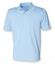 Image 6 of Henbury Coolplus® Wicking Piqué Polo Shirt