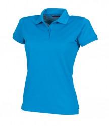 Image 27 of Henbury Ladies Coolplus® Wicking Piqué Polo Shirt