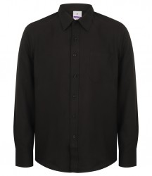 Henbury Long Sleeve Wicking Shirt image
