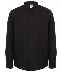 Henbury Long Sleeve Wicking Shirt image