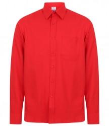 Image 3 of Henbury Long Sleeve Wicking Shirt