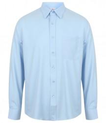 Image 4 of Henbury Long Sleeve Wicking Shirt