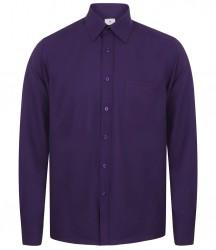 Image 6 of Henbury Long Sleeve Wicking Shirt