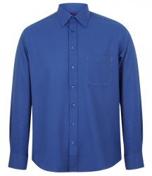 Image 7 of Henbury Long Sleeve Wicking Shirt