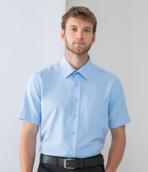 Henbury Short Sleeve Wicking Shirt image
