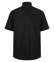 Henbury Short Sleeve Wicking Shirt image