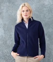 Henbury Ladies Micro Fleece Jacket image
