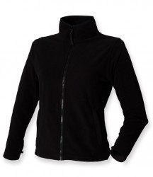 Henbury Ladies Micro Fleece Jacket image
