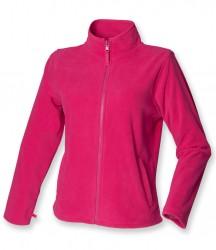 Image 3 of Henbury Ladies Micro Fleece Jacket
