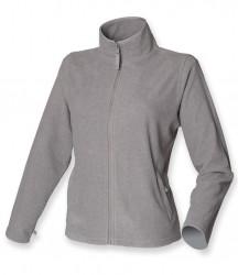 Image 4 of Henbury Ladies Micro Fleece Jacket
