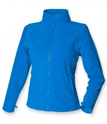 Image 9 of Henbury Ladies Micro Fleece Jacket