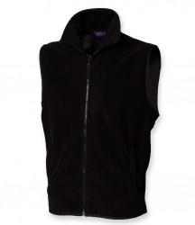 Henbury Sleeveless Micro Fleece Jacket image