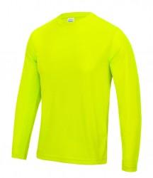 Image 3 of AWDis Cool Long Sleeve Wicking T-Shirt