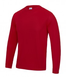 Image 7 of AWDis Cool Long Sleeve Wicking T-Shirt