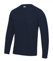 Image 4 of AWDis Cool Long Sleeve Wicking T-Shirt