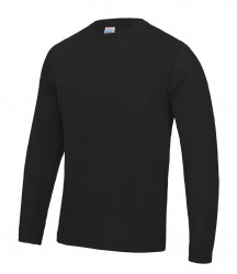 Image 9 of AWDis Cool Long Sleeve Wicking T-Shirt