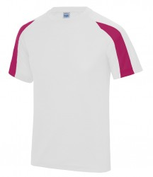 Image 22 of AWDis Cool Contrast Wicking T-Shirt