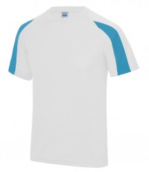 Image 2 of AWDis Cool Contrast Wicking T-Shirt