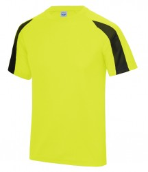 Image 6 of AWDis Cool Contrast Wicking T-Shirt