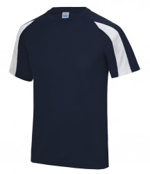 Image 7 of AWDis Cool Contrast Wicking T-Shirt