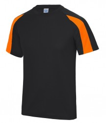 Image 12 of AWDis Cool Contrast Wicking T-Shirt