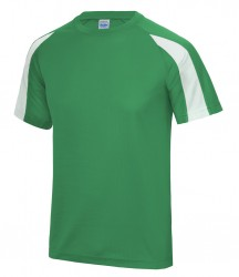 Image 15 of AWDis Cool Contrast Wicking T-Shirt
