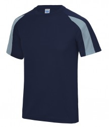 Image 16 of AWDis Cool Contrast Wicking T-Shirt