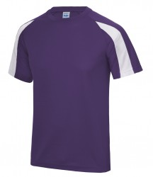Image 17 of AWDis Cool Contrast Wicking T-Shirt