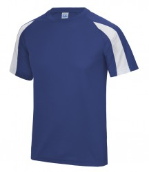 Image 18 of AWDis Cool Contrast Wicking T-Shirt
